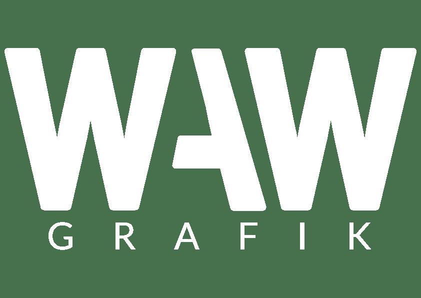 logo waw grafik blanc